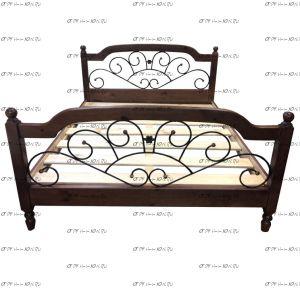 Кровать Мишель (ВМК Шале)