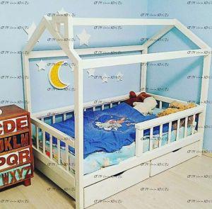Кровать-Домик №22