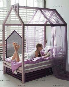 Кровать-Домик №23