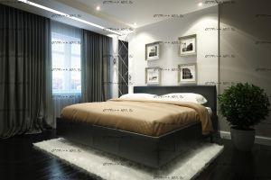 Кровать Квадро DreamLine