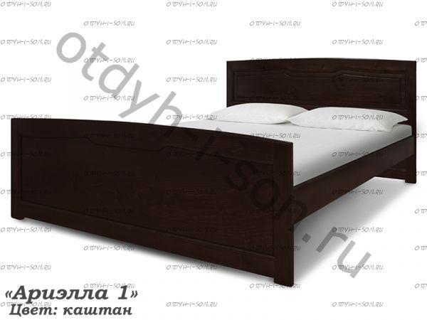 Кровать Ариэлла-1 (ВМК Шале)