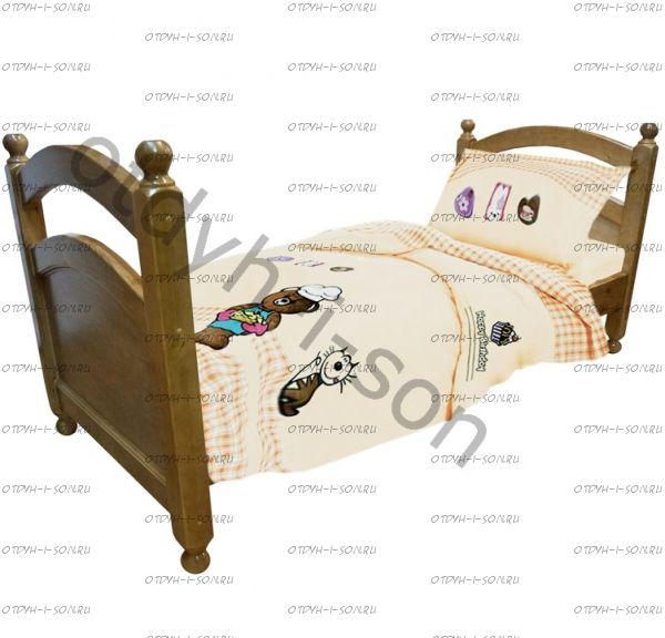 Кровать Гном (ВМК Шале)