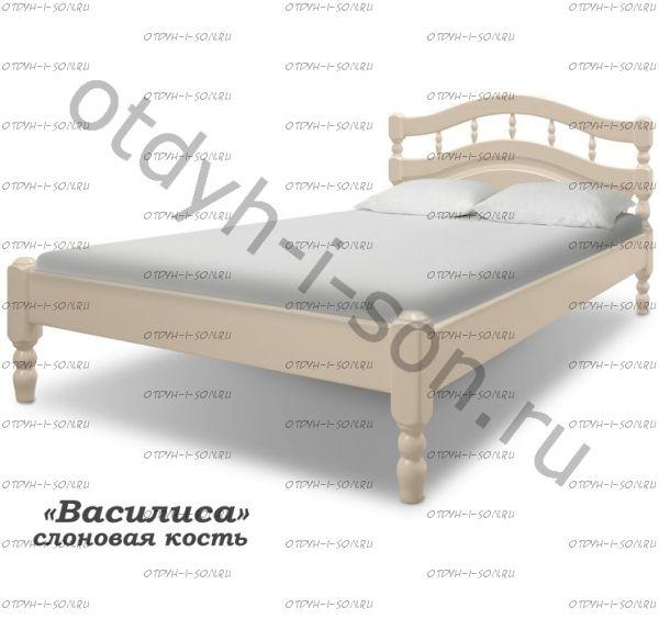 Кровать Василиса (ВМК Шале)
