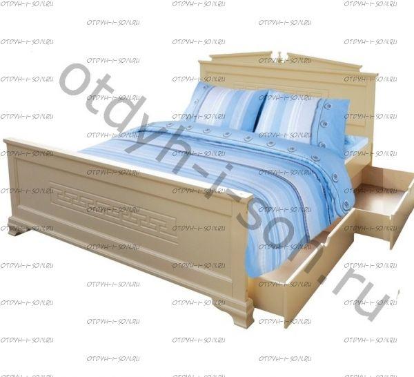 Кровать Авизия (ВМК Шале)