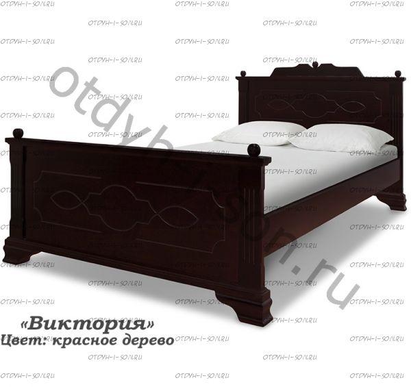 Кровать Виктория (ВМК Шале)