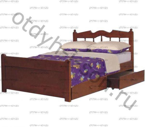 Кровать Николь (ВМК Шале)