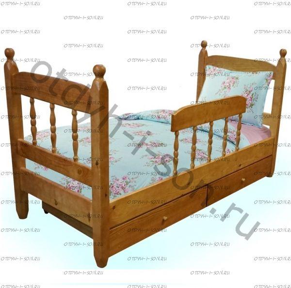 Кровать Кузя-1 (ВМК Шале)