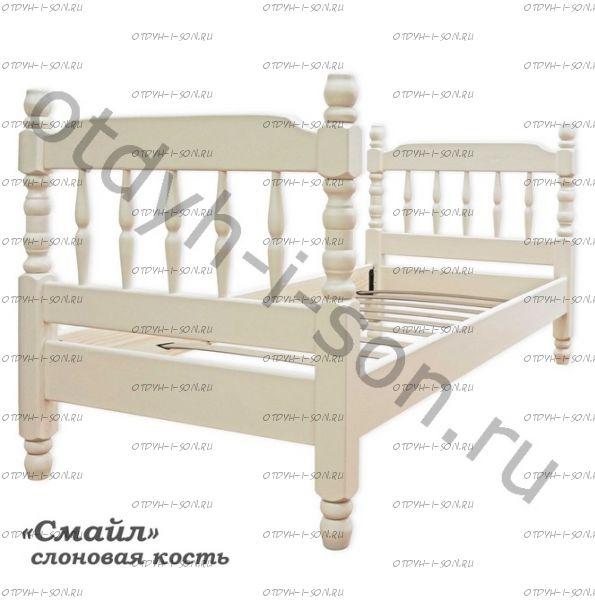 Кровать Смайл (ВМК Шале)