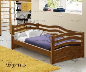 Кровать Бриз (ВМК Шале)