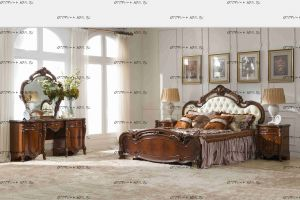 Спальня Тиффани Диа Мебель (180х200)