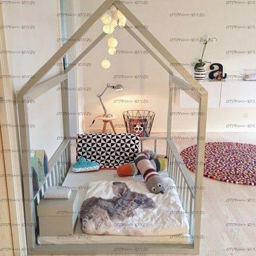 Кровать-Домик №21