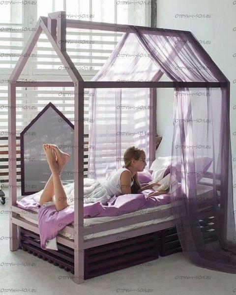 Кровать-Домик №11