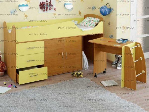 Кровать-чердак Карлсон МИКРО-304 (15.8.304)