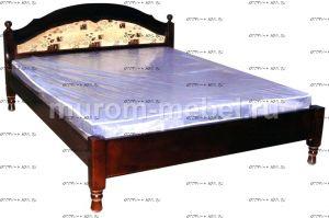 Кровать-тахта Филенка с материалом