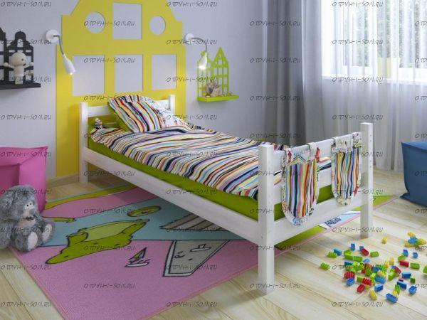Кровать одноярусная Сонечка