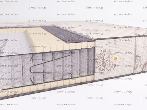 Матрас бесклеевой Мультипакет Латекс Beautyson S1000 + наматрансик