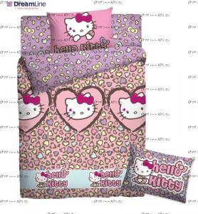 Постельное белье Hello Kitty Ранфорс DreamLine