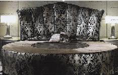Кровать круглая Letto Rotondo GM 14