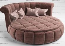 Кровать круглая Letto Rotondo GM 19