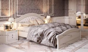 Кровать б/о Николь 1600