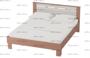Кровать б/о Крит 1400