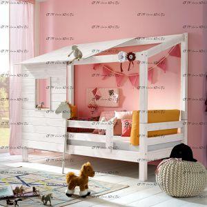 Кровать Домик №1Д