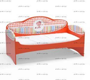 Кровать-диван Mia (Мебелев)