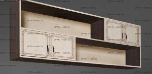 Подвесной мост Гарри Поттер ГП-13/12 (194х33х66)