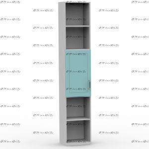 Шкаф 1-дверный Teen`s Home 2 (18.211.10)