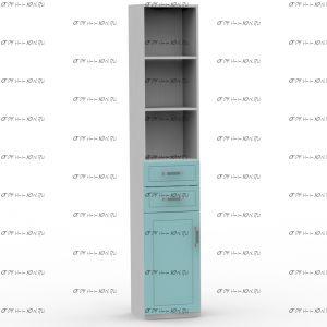 Шкаф 1-дверный Teen`s Home 2 (18.211.11)