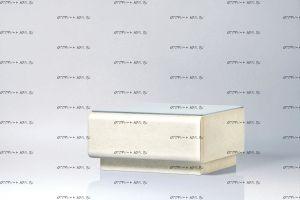 Тумба прикроватная Comodino GM 01